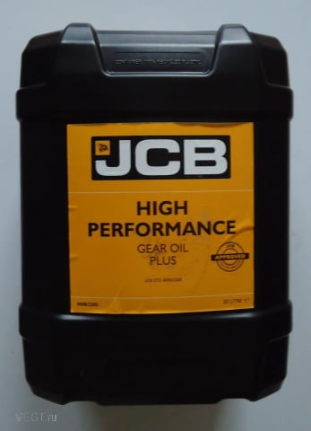 Масло JCB Transmission Special Gear Oil Plus
